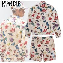 RIPNDIP★Monarch Butterfly 人気のバタフライ柄 セットアップ☆