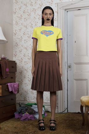【heaven by MARC JACOBS】 PLEATED SKIRT 要在庫確認