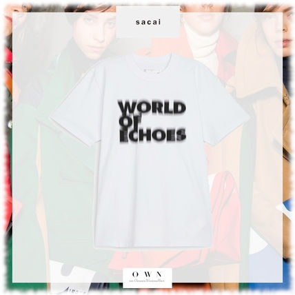 【sacai】World of Echoes T シャツ