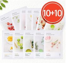 Innisfree My Real Squeeze Mask 10x10セット