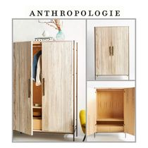 【Anthropologie】ドレッサー Rulo Spalted Oak Armoire