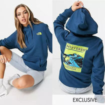 The North Face ★ イギリス限定 Faces hoodie フーディ