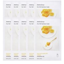 Innisfree My Real Squeeze Mask  Manuka Honey10枚セット