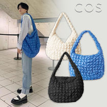 COS(コス) ショルダーバッグ COS★国内完売/送料無料/追跡有 QUILTED OVERSIZED SHOULDERBAG