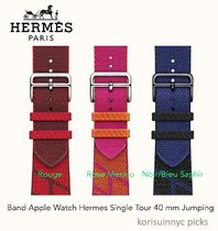 Hermes*Band Apple Watch Hermes Single Tour 40 mm Jumping