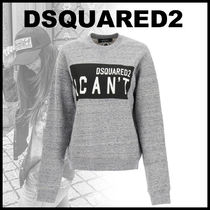 D SQUARED2(ディースクエアード) スウェット・トレーナー 【関税/送料込み】DSQUARED2 / I Can't Cool Sweaterer
