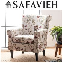 Safavieh Gramercy Red/Ivory Floral Club Chair 椅子