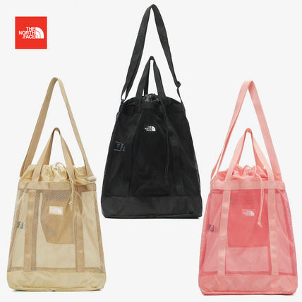 THE NORTH FACE☆LIGHT MESH TOTE☆