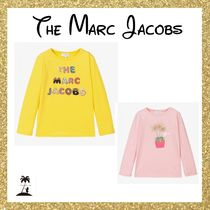 ★The Marc Jacobs★コットンロゴトップ/ Yellow & Pink 2-5Y