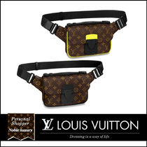 2021FW LOUIS VUITTON Sロック・スリングバッグ モノグラム 2色