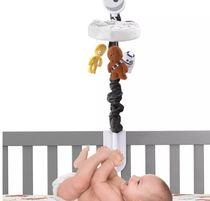 Star Wars: Millennium Falcon Musical Baby Crib Mobile Toy
