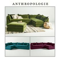 【Anthropologie】ソファ Denver Two-Piece L-Shaped Sectional