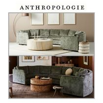【Anthropologie】ソファ Agnes Three-Piece Sectional