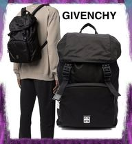 【GIVENCHY】ナイロン 4G ライト バックパック