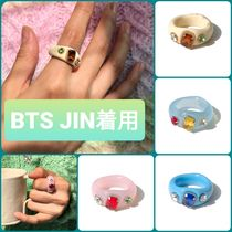 BTS JIN着用★youngly youngly★POPE RING♪指輪 リング