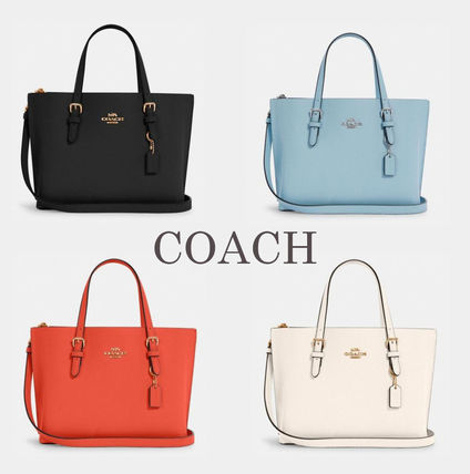 COACH★Mollie Tote 25 モリー トート  C4084 (追跡付き)