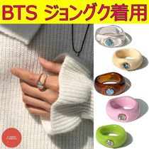 【yOungly yOungley】Pond Ring ★ BTS ジョングク着用 ★ 全5色