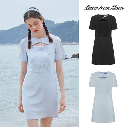[LETTER FROM MOON] ariel layered ワンピース