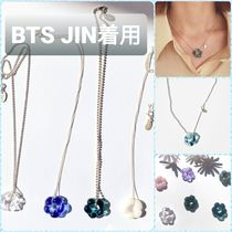 BTS JIN着用【Fotl】SNOWFLAKE NECKLACE★FRUIT OF THE LIGHT
