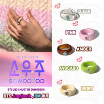 ★younglyyoungley★BTS JUNGKOOK, RM 着用 Pond Ring