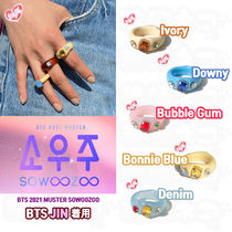 ★younglyyoungley★BTS Jin 着用 Pope Ring