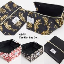 ASOS(エイソス) メイクポーチ ◆ASOS/The Flat Lay Co.◆広がるメイクボックス 4色展開 送料込