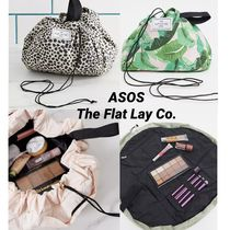 ASOS(エイソス) メイクポーチ ◆ASOS/The Flat Lay Co.◆広がるメイクポーチ4色展開 送料込