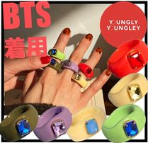BTS ジョングク★yOungly yOungley★Tofu Ring★リング★人気