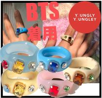 yOungly yOungley(ヨンリヨンリ) 指輪・リング BTS JIN着用★yOungly yOungley★POPE RING★リング★人気 レア