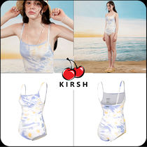 [ KIRSH ]★TWISTED DOODLE CHERRY ONE PIECE SWIMSUIT KH