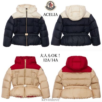 MONCLER(モンクレール) キッズアウター 正規品 大人もOK!21/22秋冬モンクレール ACELIA 12A/14A