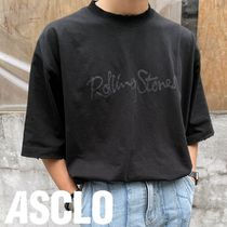 ASCLO Rolling Stone Short Sleeve T Shirt (4color)