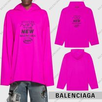 【BALENCIAGA】21-22AW THIS IS NOT フードパーカー