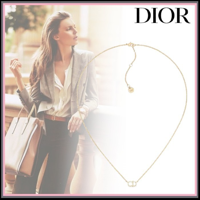 21SS◆首元に華やかさをプラス◆DIOR◆CLAIR D LUNE ネックレス (Dior/ネックレス・ペンダント) 70321304
