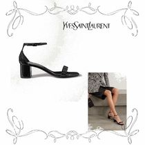 NEW!★サンローラン★Loulou patent-leather sandals