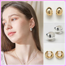 【Hei】egg one touch earring〜エッグピアス★2021夏コレ