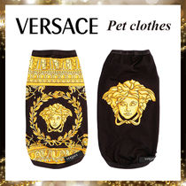 【Versace home】メデューサ バロック ペット 小型犬用 服