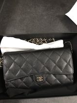 NEW VERSION★2021A CHANEL★CLASSIC TIMELESS WOC