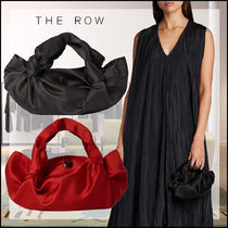 THE ROW -  Ascot Two サテン バッグ *関税込