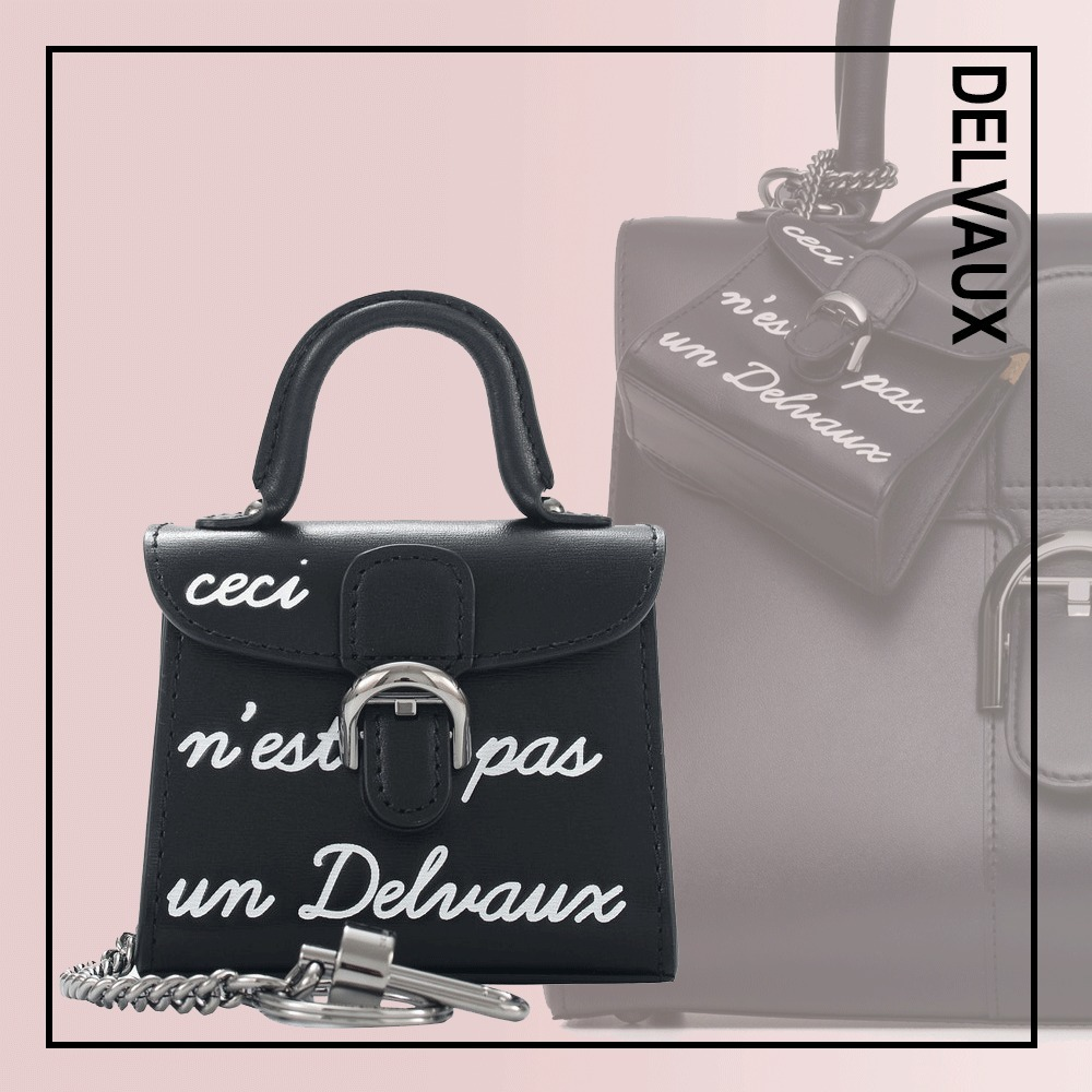 DELVAUX☆Brillantチャーム Gand (DELVAUX/バッグチャーム) 70345211