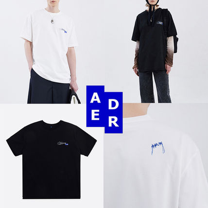 【ADER ERROR】New Collection・t-shirt 人気トップス☆半袖