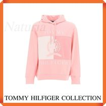 Tommy Hilfiger Collection Hoodie With Logo Embroidery