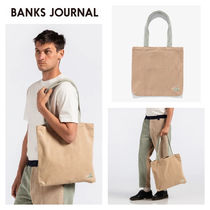 【BANKS JOURNAL】☆日本未入荷☆ VOUCH CORD TOTE BAG