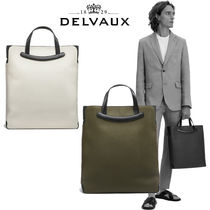 DELVAUX(デルヴォー) トートバッグ 【DELVAUX】Magritte Tote Bagin Taurillon Soft トートバッグ