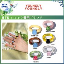 yOungly yOungley(ヨンリヨンリ) 指輪・リング ★yOungly yOungley★BTS ジョングク着 Foi ring ★