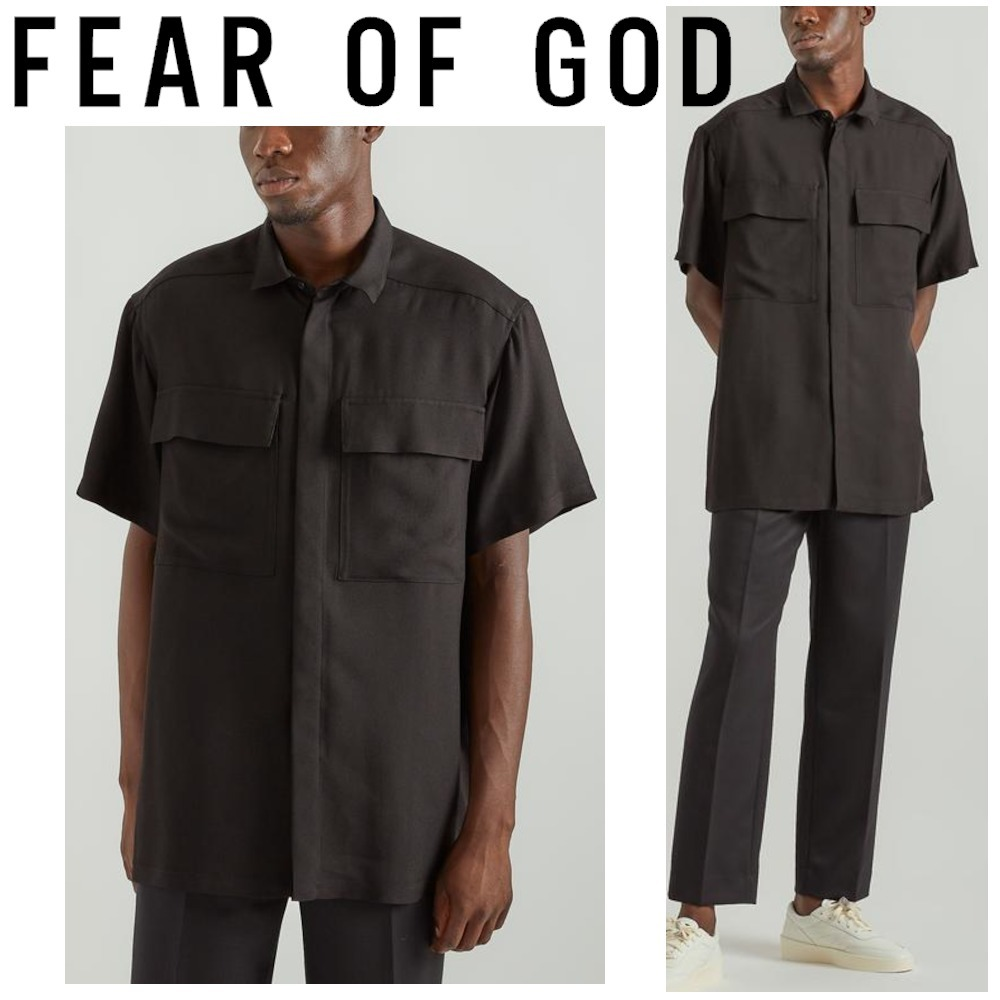【FEAR OF GOD】大人気ブランド★Made in Italy 着回し◎シャツ (FEAR OF GOD/シャツ) 70367689
