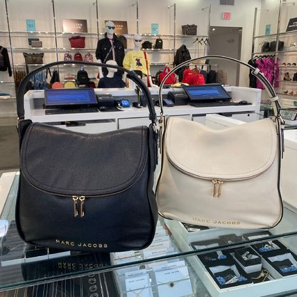 """MARC JACOBS レザー  ホーボーバッグ ショルダー """"THE GROOVE"""""""
