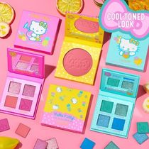 COLOUR POP アイ&チークセット hello kitty cool waves