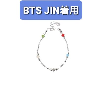 BTS JIN着用★PERSONA BALL BEAD PIPE BRACELET★ブレスレット