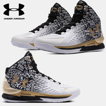 【UNDER ARMOUR】カリーCurry 1 MVP Basketball Shoes (UNISEX)